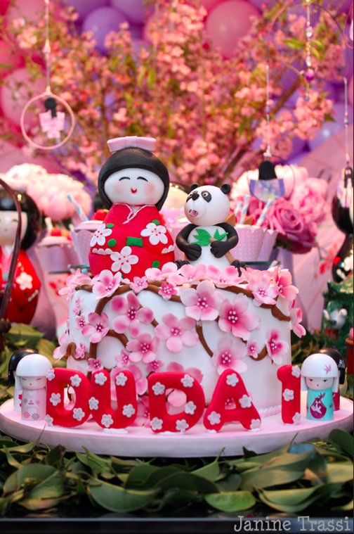 Decoracion Oriental Para Fiestas ~ PARA FIESTAS  Ideas para una fiesta original Fiesta kokeshi o fiesta