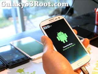 Omega cutom rom into Samsung Galaxy S3 GTI9300 - international version