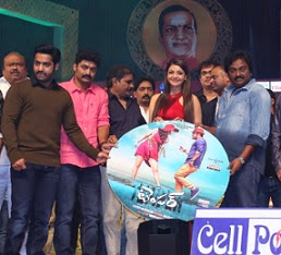 Temper Audio Launch Stills