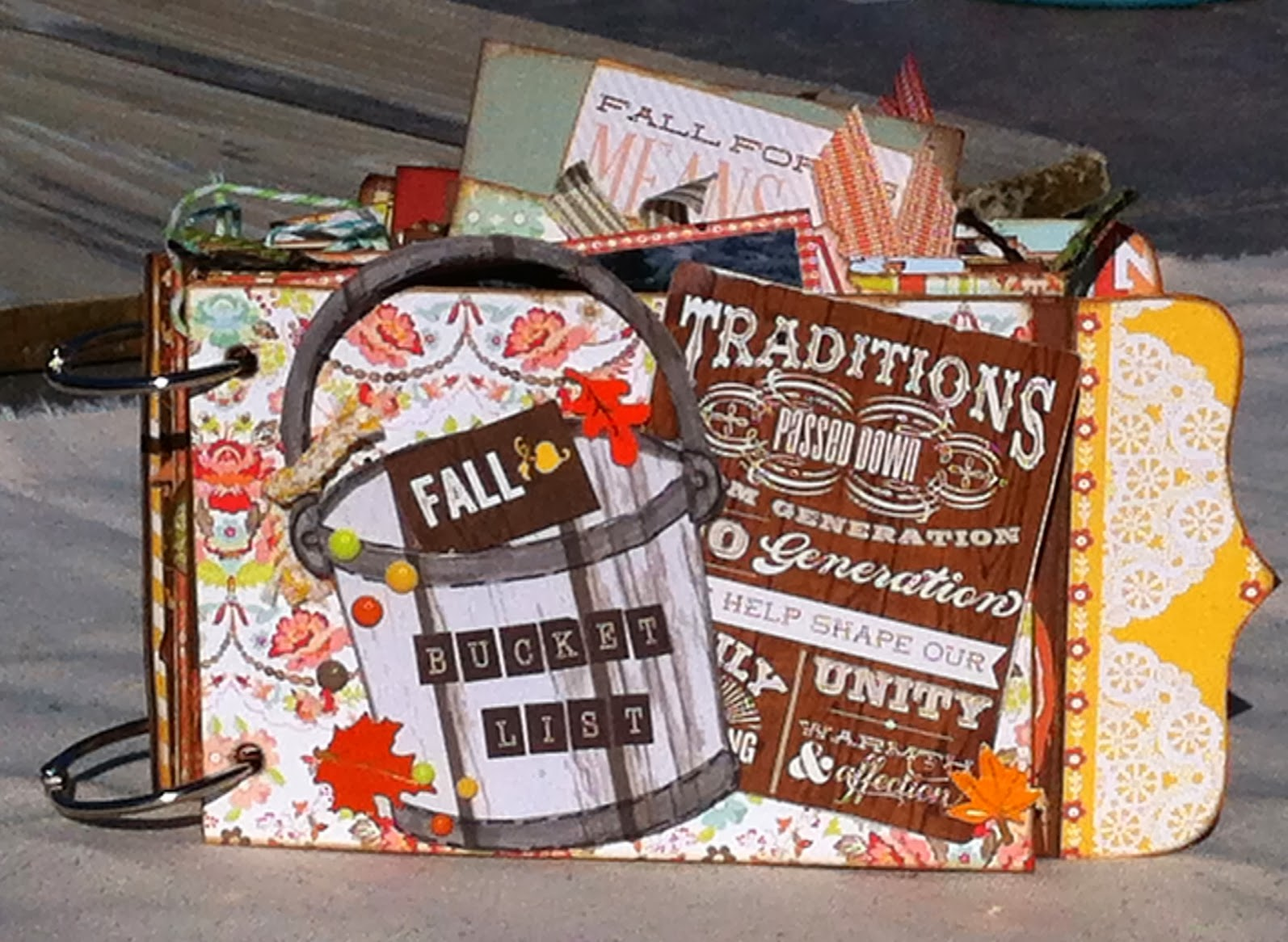 Scrapbook ideas list - For This Project I Used The Websters Pages Family Traditions Collection I M Sure You Have Seen The Latest Features On The Whimsical Twist Blog