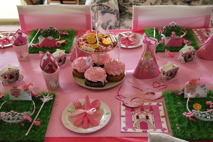 Outstanding Princess Table Setting Ideas - Best Image Engine ...