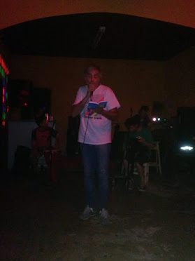 Evento de Santos Goñi