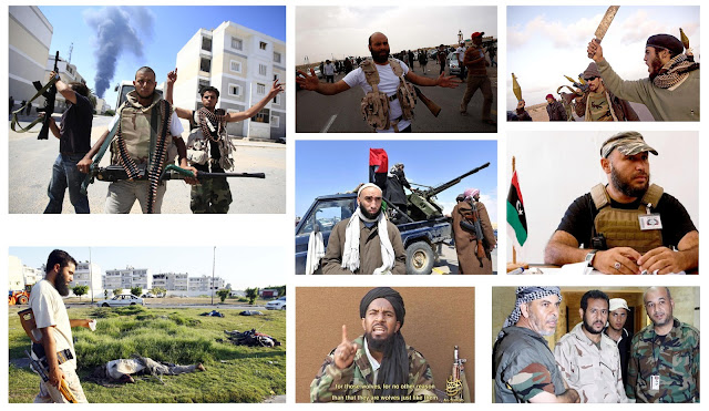 West Desperately Attempts to Spin Syrian Crisis LIFG Libyas Bearded Militants 1