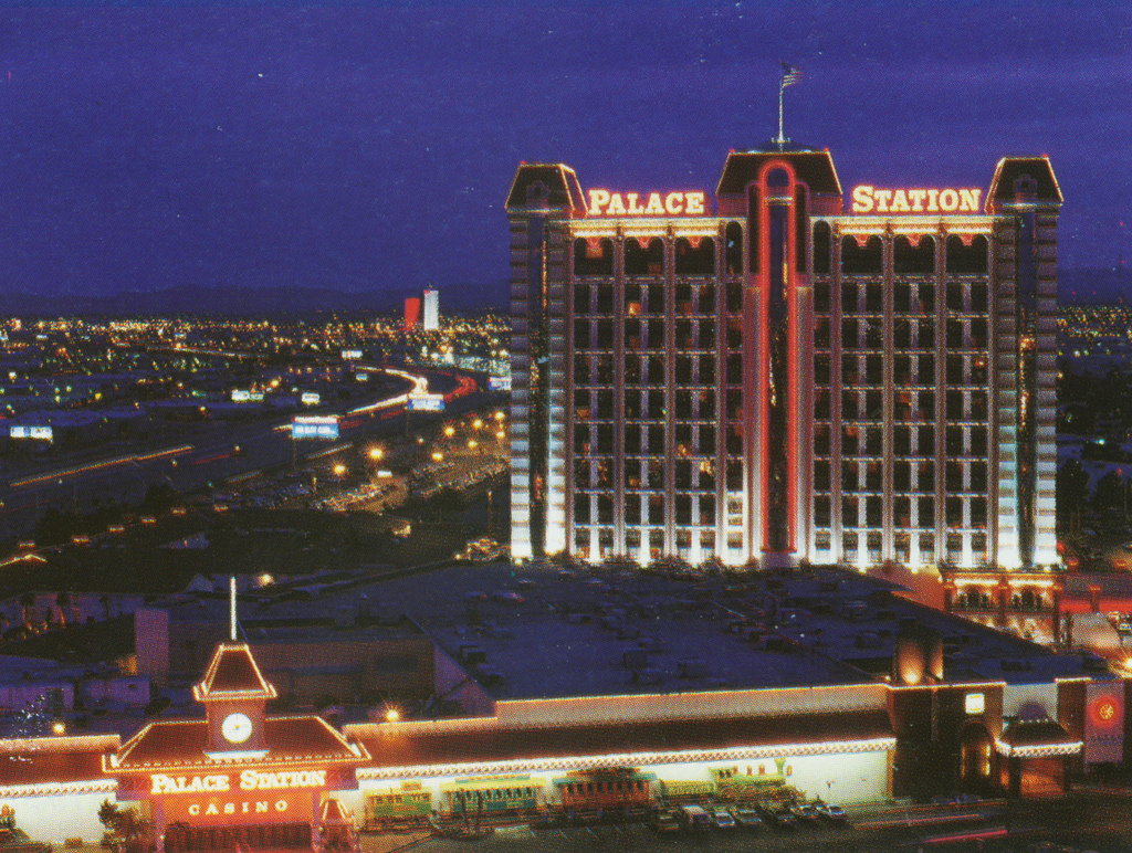 Palace station hotel & casino in las vegas