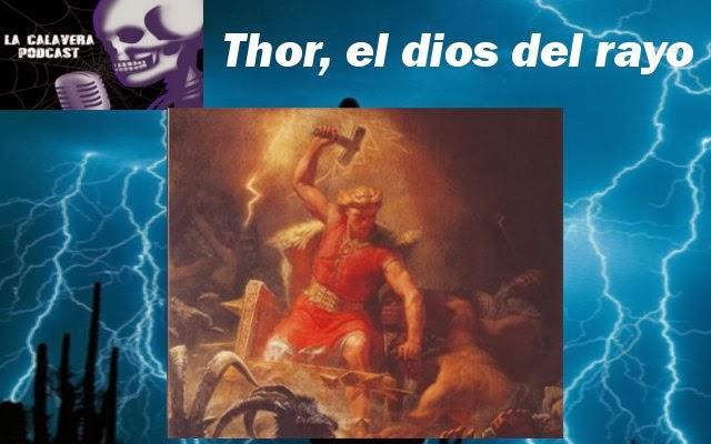 Programa especial sobre Thor, el dios del rayo