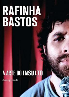 Rafinha Bastos - A Arte do Insulto - DVDRip