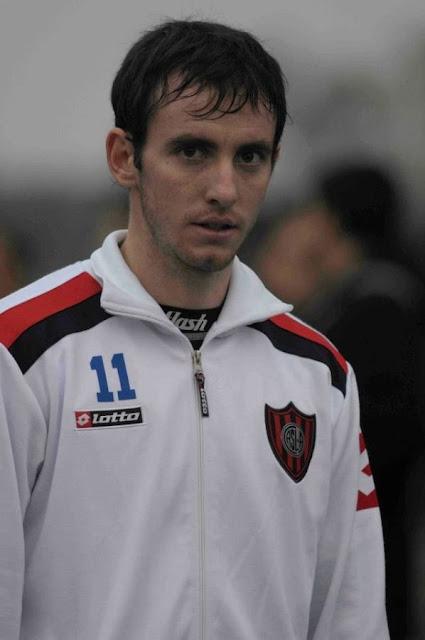 Fernando Elizari, volante de San Lorenzo, suena para Emelec