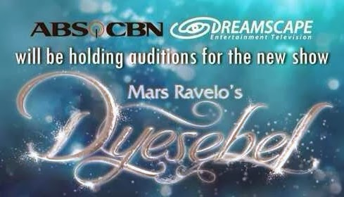 Mars Ravelo's Dyesebel auditions