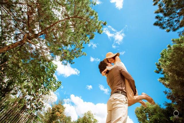 Địa điểm chụp ảnh cưới đẹp ở Đà Lạt ~ Thiên đường mộng mơ