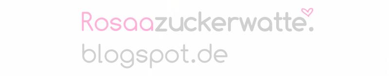 Rosaazuckerwatte