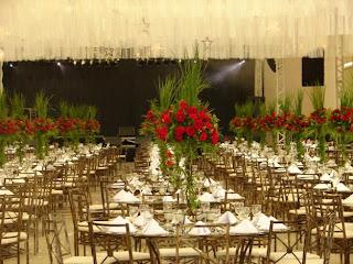 Decorações especiais para casamentos