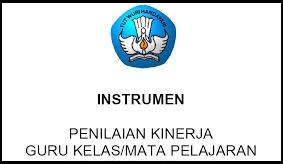 Download Aplikasi Instrumen Penilaian Kinerja (PK) Guru BK, Guru Kelas, Tugas Tambahan Lengkap