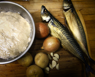 smoked mackerel recipe pierogi