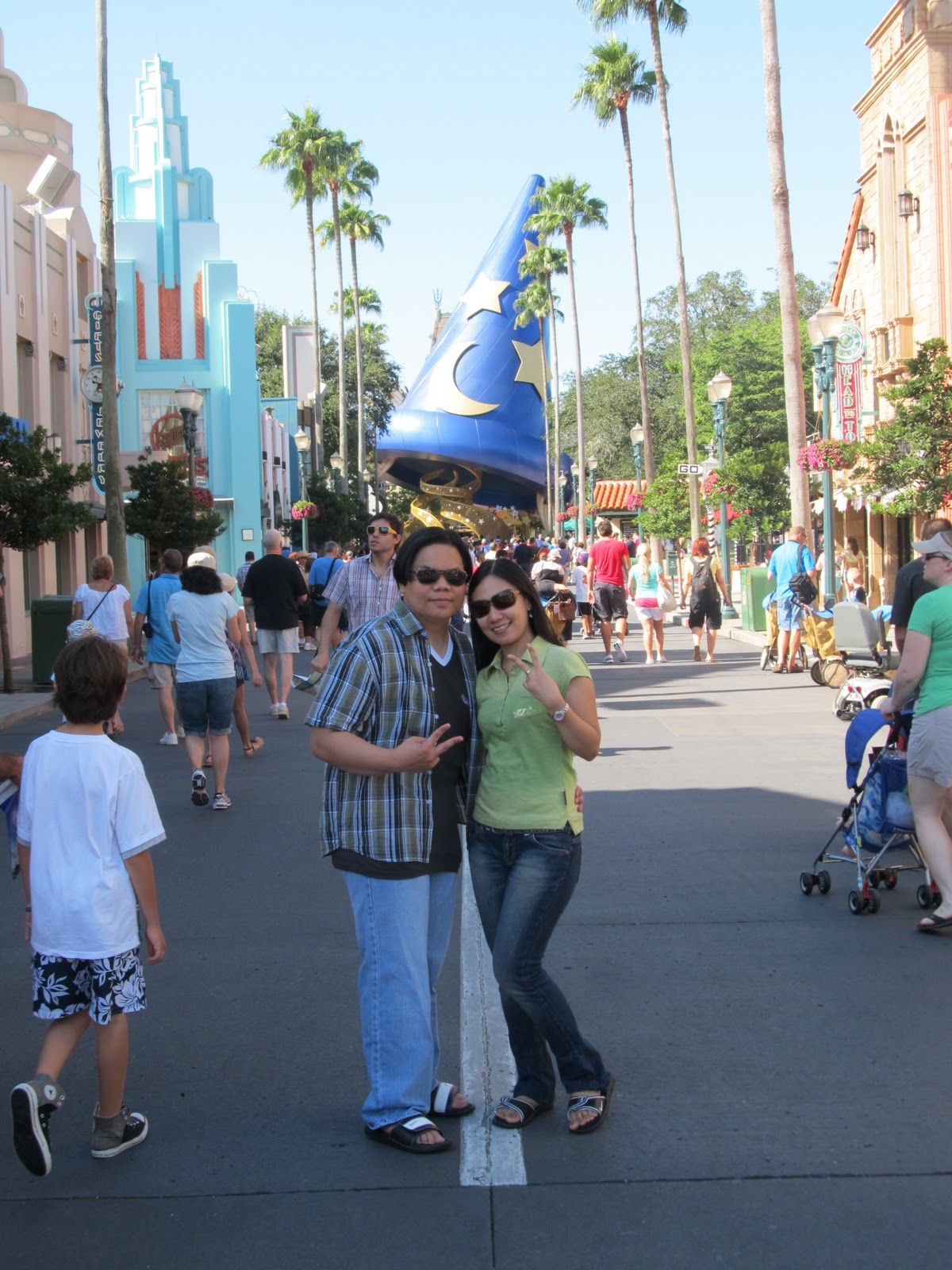 Disney Hollywood Studios Wizard Hat