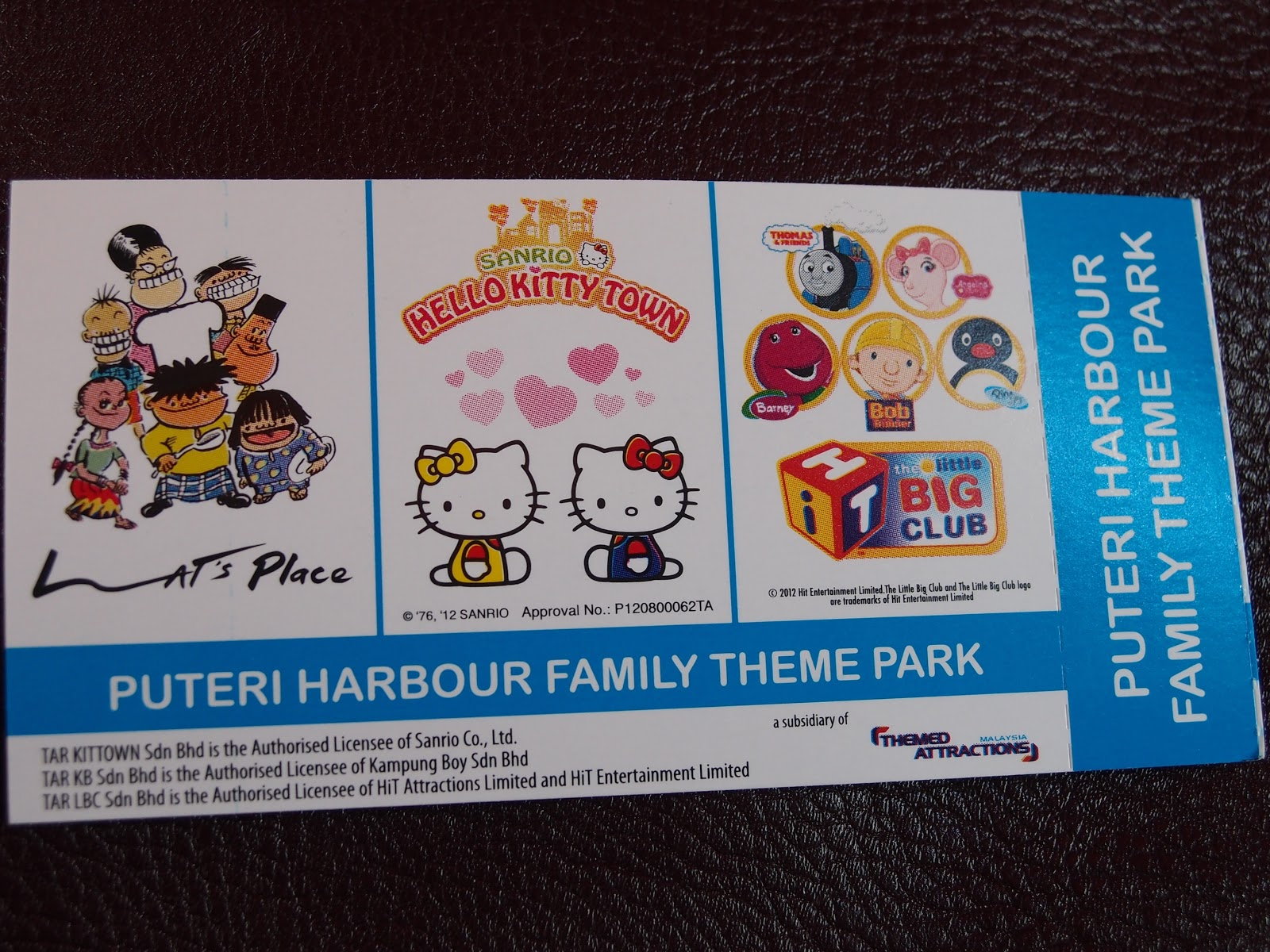 Hello kitty town puteri harbour family theme park johor bahru malaysia - We Passed By Legoland Before Reaching The Hello Kitty Town Both Themeparks Are Located Very Near To Each Other About 5 Minutes Drive Away