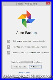 Cara menghapus foto auto backup di galeri android picasa .png