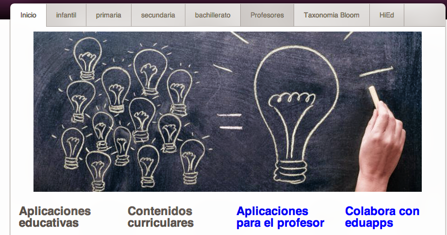 EduApps: 3155 apps educativas catalogadas