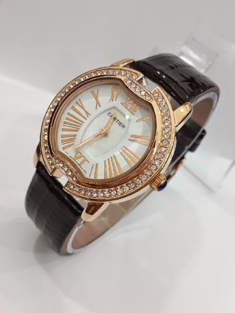 Jam Tangan Cartier Permata Romawi