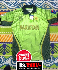 Official Cricket World Cup Tees 2015