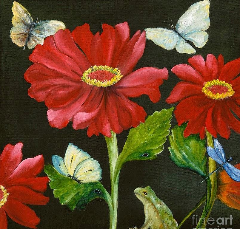cuadros-en-oleo-de-flores