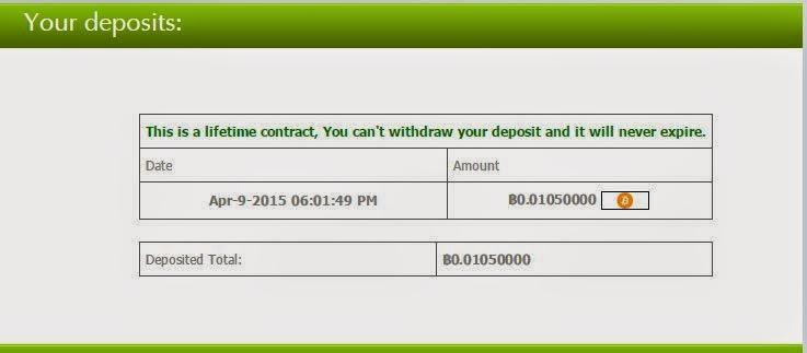 120bitcoins tempat investasi dengan ROI 10 hari
