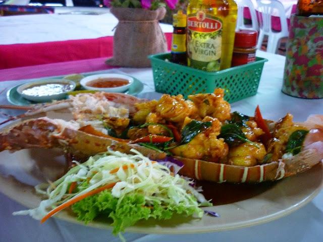 dove mangiare a patong, phuket