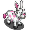 Rabbit Ears Cow