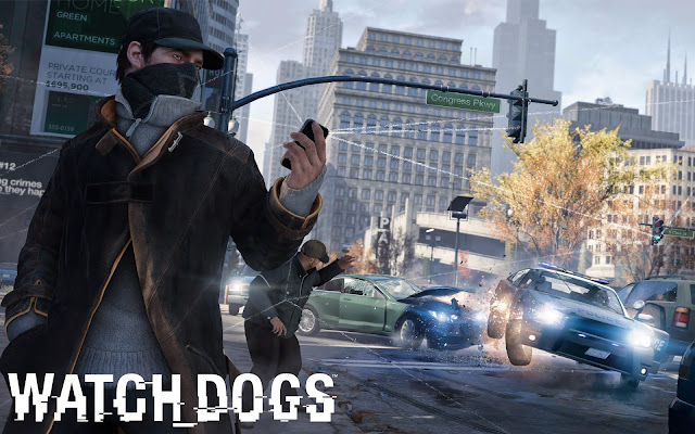 Felony - Watch_Dogs
