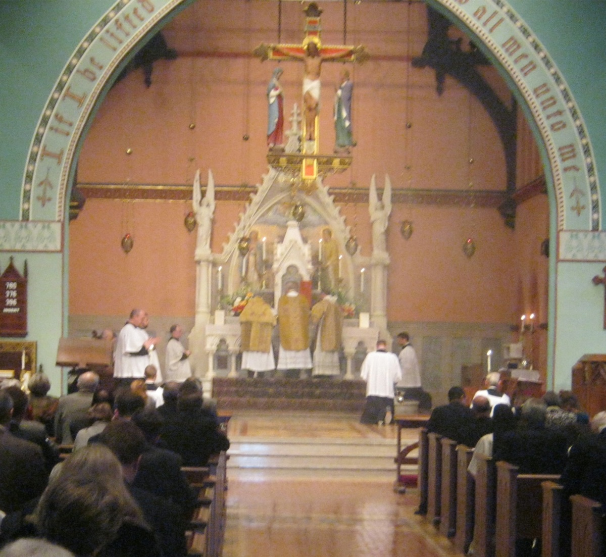 mount calvary catholic singles Mt calvary cemetery  catholic burial information  all of the money we receive is invested back into the organization for maintenance and development of new.