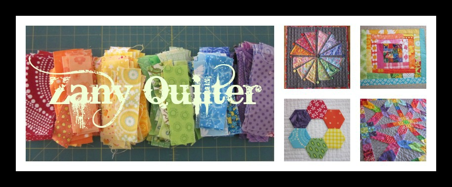 ~ Zany Quilter ~