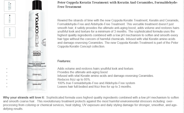 keratin treatment on black hair