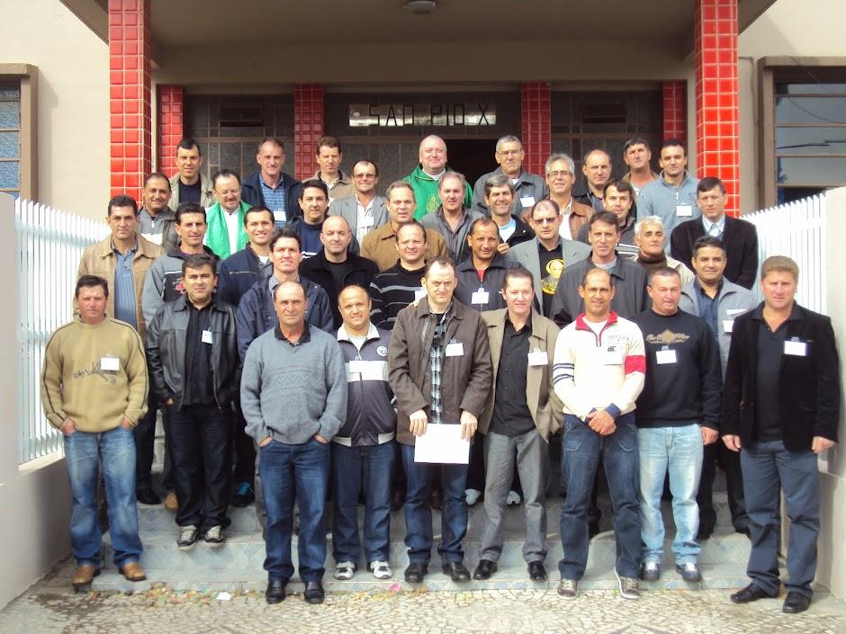 Ex-seminaristas Orionitas