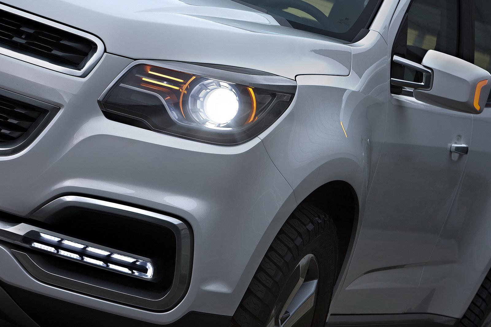 car i Chevrolet Trailblazer 2014