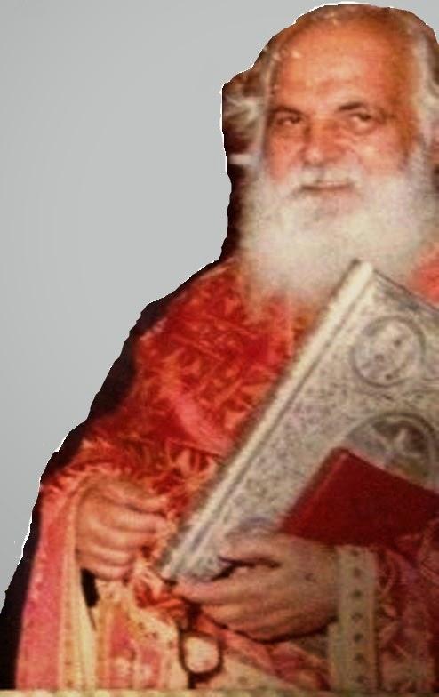 ΙΕΡΕΥΣ ΕΥΑΓΓΕΛΟΣ ΑΓΙΩΡΓΟΥΣΗΣ