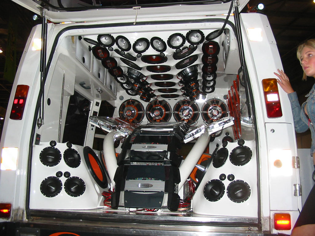 Most Expensive Car Sound System