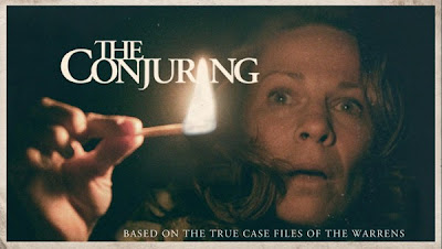 The Conjuring Lili Taylor Banner Poster