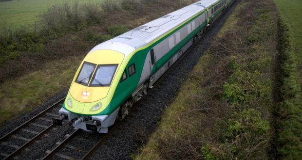 Irish Rail Limerick Line