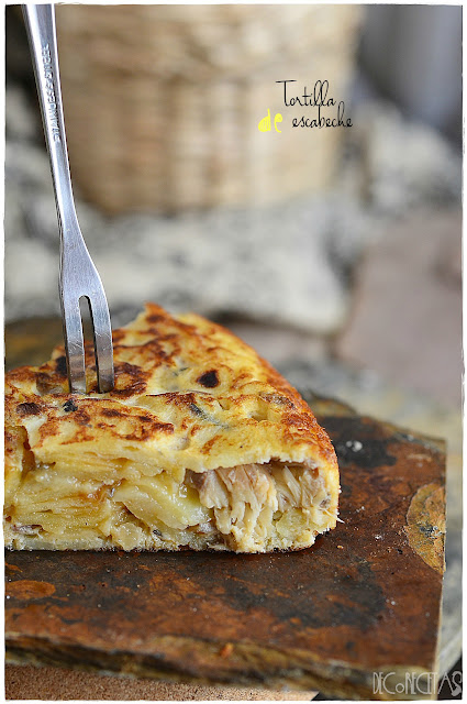 Tortilla de escabeche