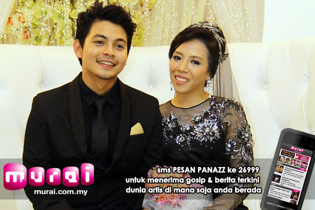Malaysia, Hiburan, Artis Malaysia, Selebriti, Video, Majlis, Perkahwinan, izzue Islam, Dan, Awin
