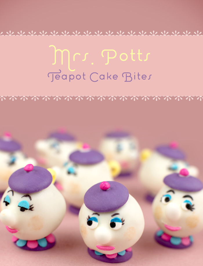 Princess Cake Pops Bakerella