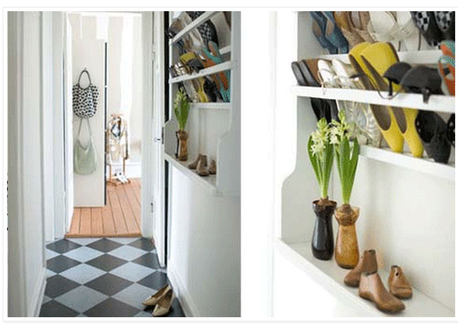 margaret cooter shoe storage