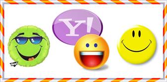 Cara Buat Yahoo Messenger Emoticons Di Blog,Yahoo Messenger Emoticons ...