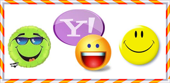 Cara Buat Yahoo Messenger Emoticons Di Blog,Yahoo Messenger Emoticons,Yahoo Messenger,Emoticons