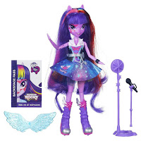 Equestria Girls Singing Twilight Sparkle Doll