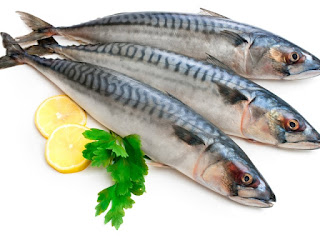 Даже в самой жирной рыбе содержится меньше жиров, чем в самом постном мясе!