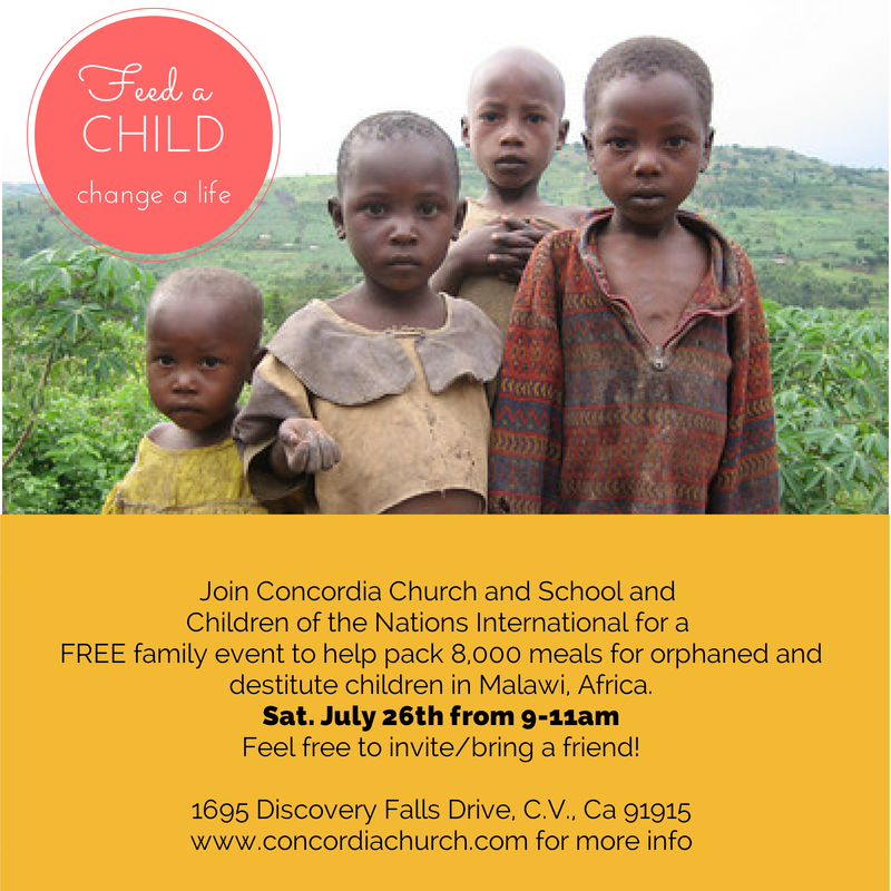 FREE Family Event Help Feed Hungry Children in Malawi Africa by BeckyCharms 2014