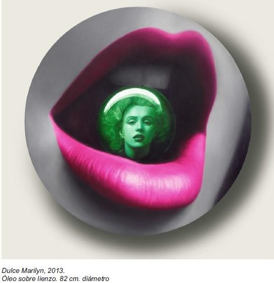 Disco rayado - John Chauca Laurente (Galería Yvonne Sanguineti)