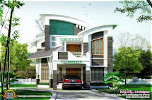 Unique Modern Contemporary House Plans