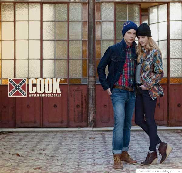 Cook otoño invierno 2012. Colección. Moda invierno 2012.