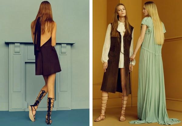 Zara primavera verano 2015 colección